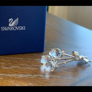 Swarovski Figurine- Flower Bouquet